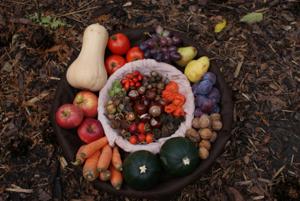 A Thanksgiving Cornucopia