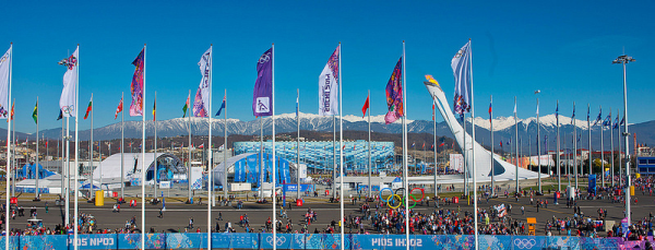 Volunteers are an integral part of the Olympic Games.